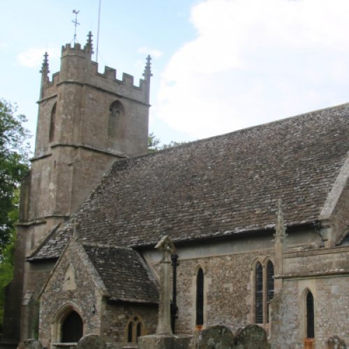 Broad Hinton Parish church