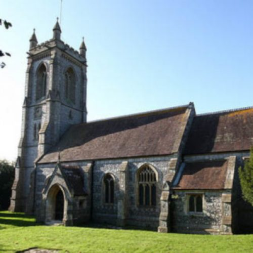 West Overton Parish Church
